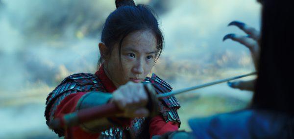 มู่หลาน ภาคคนแสดง, The Ballad of Mulan - เดอะ บัลลาร์ด ออฟ มู่หลาน, ดิสนีย์, The Ballad of Mulan, เดอะ บัลลาร์ด ออฟ มู่หลาน, มู่หลาน, มู่หลาน ไลฟ์-แอ๊คชั่น, Disney