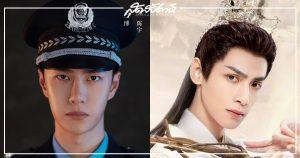 พระเอกปิดกล้องซีรี่ย์จีน - ซีรี่ย์จีนปิดกล้อง - ซีรี่ย์จีนปี 2020 - ซีรี่ย์จีนปี 2021 - พระเอกซีรี่ย์จีน - พระเอกจีน - นักแสดงจีน - นักแสดงชายจีน - ซุปตาร์จีน - คนดังจีน - บันเทิงจีน - ข่าวจีน - หวังอี้ป๋อ- อี้ป๋อ UNIQ - Wang Yibo - Yibo UNIQ - 王一博 - เฉินเสี่ยว - Chen Xiao - 陈晓 - หลัวอวิ๋นซี - Luo Yunxi - 罗云熙- เฉินเฟยอวี่ - Chen Feiyu - 陈飞宇- 冰雨火-BEING A HERO - 皓衣行- Immortality