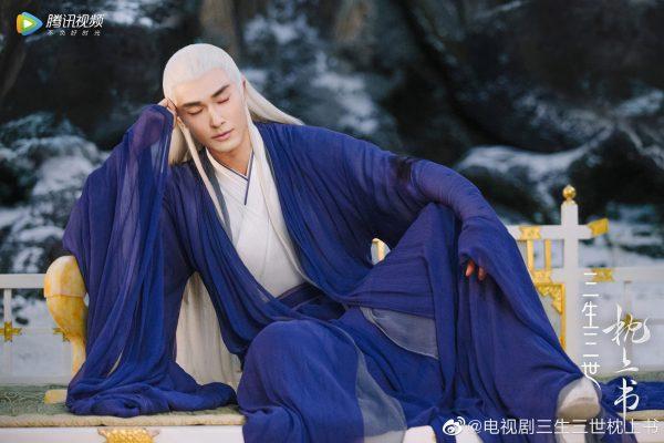 มหาเทพตงหัว - Eternal Love of Dream - สามชาติสามภพ ลิขิตเหนือเขนย - 三生三世枕上书-บทบาทของเกาเหว่ยกวง - เกาเหว่ยกวง-Gao Weiguang -Vengo Gao - 高伟光