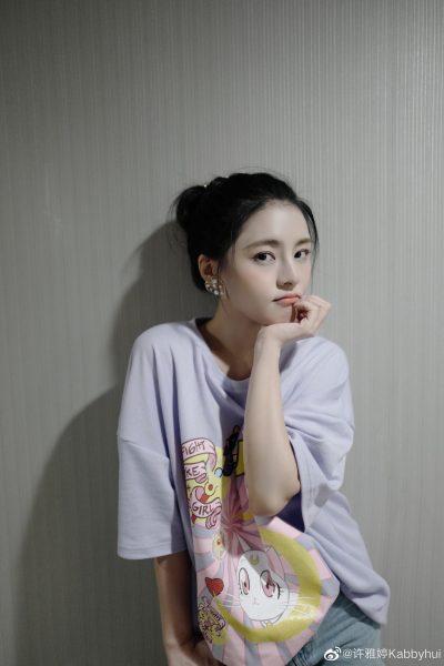 Xu Yating - Kabby Hui - Hui Nga Ting - 许雅婷- Sweet First Love - รักใกล้ตัว หัวใจใกล้กัน - WeTVth - 甜了青梅配竹马- The Legend of Jin Yan - ตำนานเพลงรักสี่ฤดู - 凤归四时歌