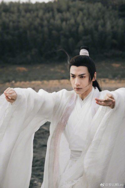 Leo Luo - Luo Yunxi - 罗云熙- 香蜜沉沉烬如霜 - Ashes of Love - มธุรสหวานล้ำสลายเป็นเถ้าราวเกล็ดน้ำค้าง - WeTVth - iQIYI