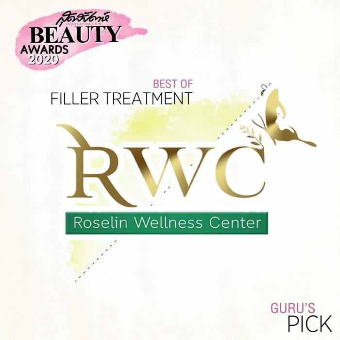 Best of Filler Treatment : Roselin Clinic - ประกาศรางวัล สุดสัปดาห์ Beauty Awards 2020