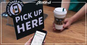 สตาร์บัคส์ Mobile Order & Pay