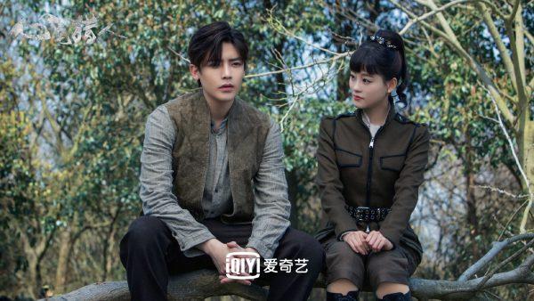 เสวียนหนี่ว์แห่งป่าท้อสิบหลี่ - จู้ซวี่ตัน - Zhu Xudan - Bambi Zhu-祝绪丹- Psych-Hunter - วิญญาณนักล่า - iQIYI