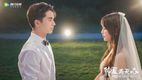 ซีรี่ย์จีนแต่งงานก่อนรัก – 仲夏满天心- Midsummer Is Full of Love -รักวุ่นๆ ในฤดูร้อน - WeTVth