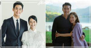 นักแสดงเกาหลี, นางเอกเกาหลี, พระเอกเกาหลี, พระรองเกาหลี, นักแสดงดาวรุ่งเกาหลี, ฮยอนบิน, ซนเยจิน, คิมซูฮยอน, ซอเยจี, โจจองซอก, ยูยอนซอก, คิมฮีแอ, พัคซอจุน, คิมซอนโฮ, ฮวังอินยอบ, 18 Again, True Beauty, START-UP, Itaewon Class, A World of Married Couple, The World of Married Couple, Hospital Playlist, It's Okay to Not Be Okay, Crash Landing On You, Hyun Bin, Son Yejin, Kim Soohyun, Seo Yeji, Park Seojoon, Park Seojun, Kim Heeae, Kim Seonho, Hwang Inyeob, Jo Jungsuk, Yoo Yeonseok