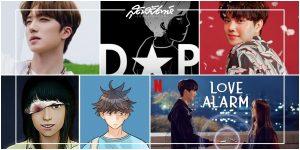 ซีรี่ย์เกาหลีจาก Webtoon 2021