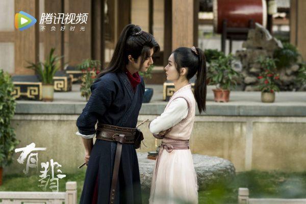 หวังอี้ป๋อ - จ้าวลี่อิ่ง - Wang Yibo - Zhao Liying - Zanilia Zhao - 王一博 - 赵丽颖- นางโจร- WeTVth