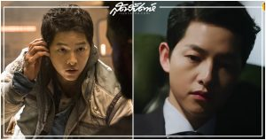 Vincenzo, ซงจุงกิ, พระเอกเกาหลี, นักแสดงเกาหลี, หนังเกาหลี, Netflix, 승리호, Spaceship Victory, Song Joongki, ชนชั้นขยะปฏิวัติจักรวาล, 송중기, ภาพยนตร์เกาหลี, ภาพยนตร์ไซไฟเกาหลี, 빈센조, Space Sweepers