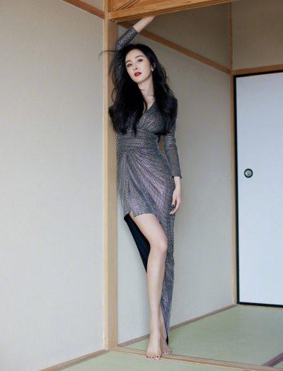 นางเอกจีนหยางมี่ - หยางมี่ - Yang Mi - 杨幂 - Tencent Entertainment White Paper Awards 2020