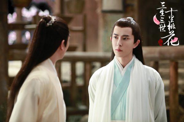 ไป๋เฉี่ยน-ไป๋เจิน - ไป๋เฉี่ยน - ไป๋เจิน - สามชาติสามภพ ป่าท้อสิบหลี่ - Eternal Love - 三生三世十里桃花- หยางมี่ - อวี๋เหมิงหลง - 杨幂- 于朦胧- Yang Mi - Yu Menglong