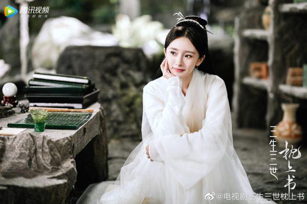 นางเอกจีนหยางมี่ - หยางมี่ - Yang Mi - 杨幂- Eternal Love of Dream - สามชาติสามภพ ลิขิตเหนือเขนย - WeTVth - ไป๋เฉี่ยน
