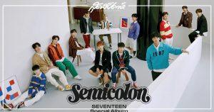 เอสคูปส์, จองฮัน, โจชัว, จุน, โฮชิ, วอนอู, อูจี, โดคยอม, มินกยู, ดิเอท, ซึงกวาน, เวอร์นอน, ดีโน่, S.Coups, Jeonghan, Joshua, Jun, Hoshi, Wonwoo, Woozi, Dokyeom, DK, Mingyu, The 8, Seungkwan, Vernon, Dino, SEVENTEEN, ไอดอลเกาหลี, บอยแบนด์เกาหลี, Pledis Entertainment, เซเว่นทีน, 세븐틴