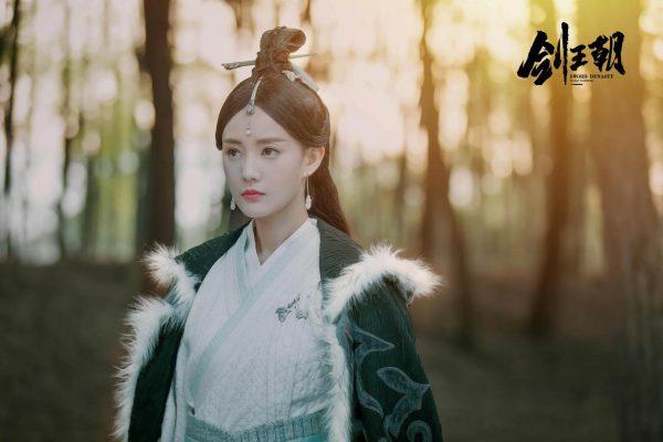 หลี่อี้ถง - Li Yitong - 李一桐- 剑王朝 - Sword Dynasty - ราชวงศ์ดาบ