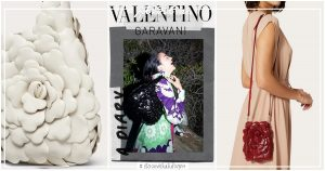 Valentino Rose Bags