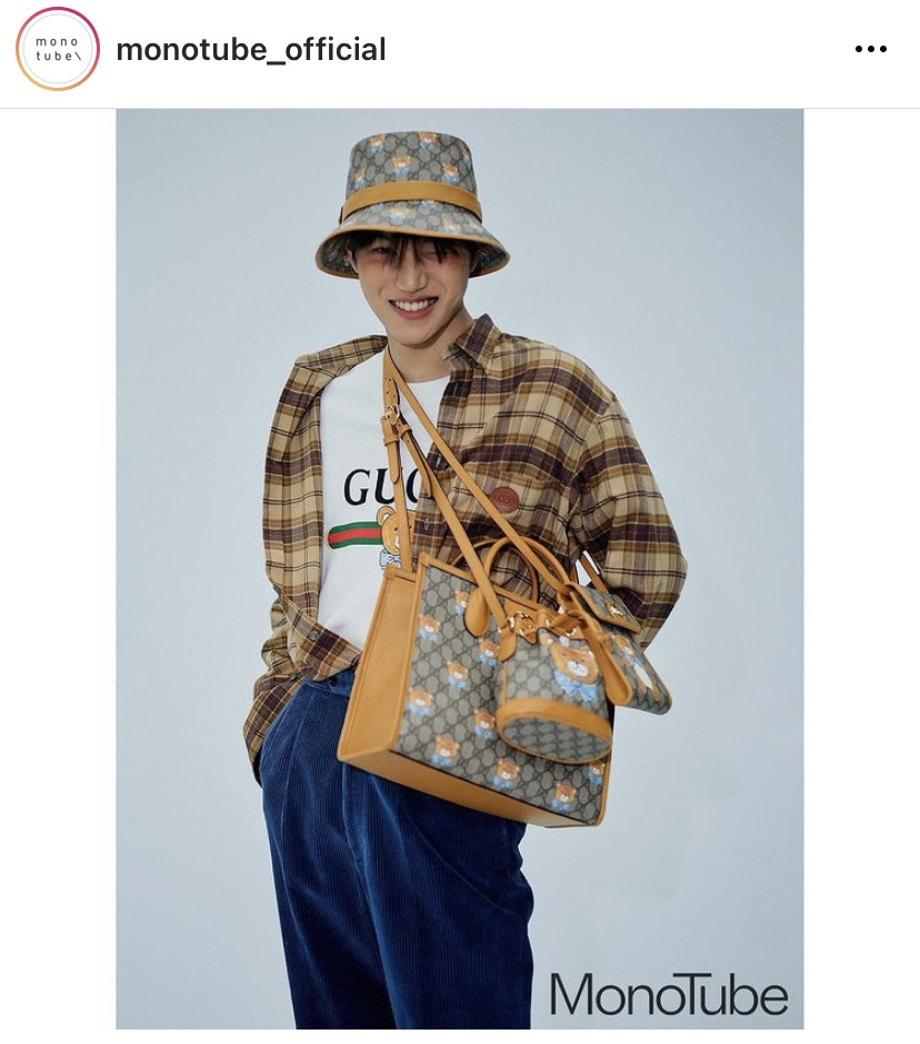 Gucci x Kai Collection