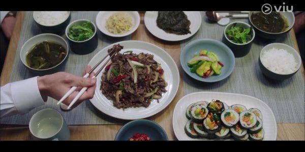 불고기, พุลโกกี ,อาหารเกาหลี