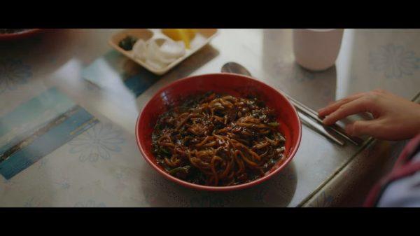 짜장면 ,จาจังมยอน,อาหารเกาหลี