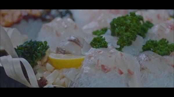 회 ,ซาซิมิ, อาหารเกาหลี