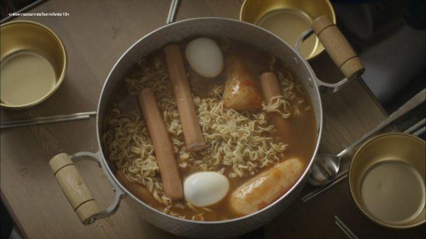 라면, รามยอน, อาหารเกาหลี,อาหารเกาหลี