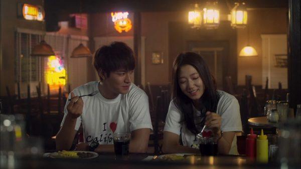 เสื้อยืด , ไอเท็มคู่รัก , ซีรี่ย์เกาหลี