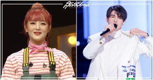(여자)아이들, 민니, มินนี่, (G)I-DLE, มินนี่ (G)I-DLE, ไอดอลเกาหลี, King of Mask Singer, Minnie, แพทริค ณัฐวรรธ์ ฟิงค์เลอร์, แพทริค ณัฐวรรธ์, แพทริค, ณัฐวรรธ์ ฟิงค์เลอร์, Produce Camp 2021, Chuang 2021, Produce Camp, Chuang, Produce Camp, หยิ่น เฮ่า ยวี๋, 尹浩宇, Labada Thailand 2, 高卿尘, 创造营2021, The Gifted Graduation, The Gifted 2, เทวดาท่าจะรัก Angel Beside Me, ไอดอลจีน