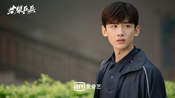 นักแสดงจีนส่งซีรี่ย์จีนออนแอร์ - ไป๋จิ้งถิง -白敬亭- Bai Jingting - 荣耀乒乓 - Ping Pong