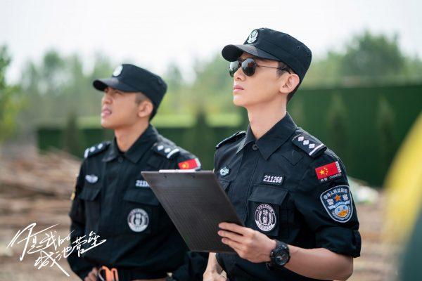 คุณคือป้อมปราการของฉัน - 你是我的城池营垒 - You Are My Hero - You Are My City and Fortress - ไป๋จิ้งถิง - หม่าซือฉุน - Bai Jingting - Ma Sichun - 白敬亭- 马思纯 - WeTVth