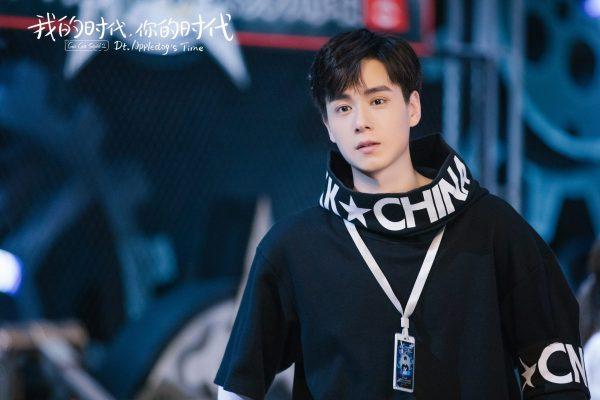 นักแสดงจีนส่งซีรี่ย์จีนออนแอร์ - หูอี้เทียน - Hu Yitian -胡一天 - 我的时代,你的时代 - Go Go Squid 2 Dt. Appledog's Time - นายเย็นชากับยัยปลาหมึก 2