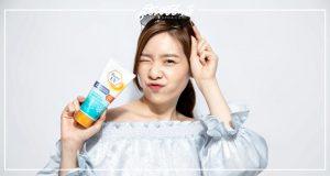ครีมกันแดด Biore UV Anti-Pollution Body Care Serum Refresh Bright SPF50+ PA+++