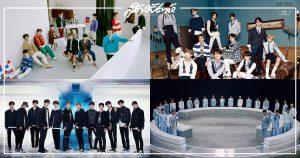 วง K-POP ที่มีจำนวนสมาชิกมากกว่า 10 คน