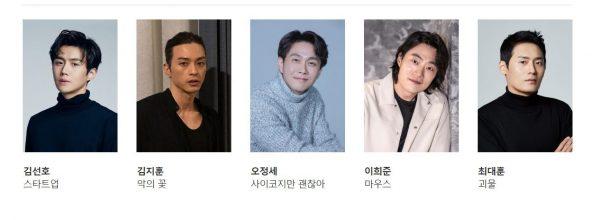 백상예술대상, 제 57회 백상예술대상, Netflix, คิมโซยอน,คิมโซฮยอน, ซอเยจี, ชินฮเยซอน, ออมจีวอน, คิมซูฮยอน, ซงจุงกิ, ชินฮากยุน, อิมกีจุน, อีจุนกิ, พัคฮาซอน, Birthcare Center, ชินอึนกยอง, ยอมฮเยรัน, The Uncanny Counter, จางยองนัม, ชาชองฮวา, Mr.Queen, คิมซอนโฮ, START-UP, คิมจีฮุน, โอจองเซ, อีฮีจุน, Mouse, ชเวแดฮุน, คิมฮยอนซู, พัคคยูยอง, พัคกยูยอง, พัคจูฮยอน, อีจูยอง, Times, ชเวซองอึน, Beyond Evil, คิมยองแด, The Penthouse, นาอินอู, River Where the Moon Rises, นัมยุนซู, Extracurricular, ซงคัง, Sweet Home, อีโดฮยอน, 18 Again, Vincenzo, Flower of Evil, My Unfamiliar Family, It's Okay to Not Be Okay, Record of Youth, Ants are dull today, Kakao TV, Hangout with Yoo, How Do You Play?, MBC, Sing Again, JTBC, You Quiz on the Block, tvN, The Stage Of Legends Archive K, SBS, คิมซุก, ซงอึนอี, จางโดยอน, แจแจ, ฮงฮยอนฮี, มุนเซยุน, ชินดงยอบ, ยูแจซอก, อีซึงกิ, โจเซโฮ, Me and Me, Three sisters, More Than Family, Steel Rain 2: Summit, The Singer, Innocence, Call, An Old Lady, The Day I Died: Unclosed Case, Moving On, Samjin Company English Class, Voice of Silence, The Book of Fish, Peninsula, Space Sweepers, Deliver Us from Evil, โกอาซอง, คิมฮเยซู, มุนโซรี, เยซูจอง, จอนจุงซอ, พยอนโยฮัน, ซอลคยองกู, ยูอาอิน, อีจองแจ, โจจินอุง, คิมซอนยอง, แพจงอ๊ก, อีเร, อีซม, อีจองอึน, คูคโยฮวาน, พัคจองมิน, ชินจองกึน, ยูแจมยอง, ฮาจุนโฮ, พัคโซอี, จางยุนจู, จองซูจอง, ชเวจองอุน, คิมโดยุน, รยูซูยอง, พัคซึงจุน, อีบงกึน, ฮงคยอง