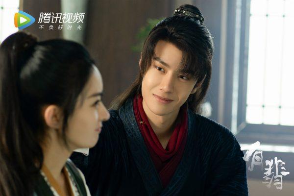 พระเอกจีนเกิดหลังปี 1995 - หวังอี้ป๋อ - Wang Yibo - 王一博- Legend Of Fei - นางโจร - 有翡- WeTVth