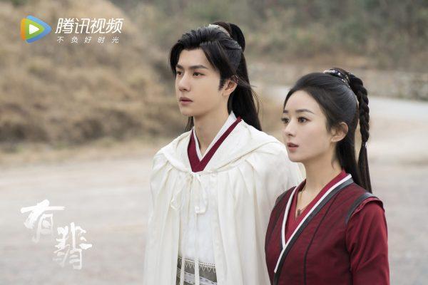 ซีรี่ย์จีนปี2021ที่ควรตามเก็บช่วงสงกรานต์ - ซีรี่ย์จีนที่ควรตามเก็บช่วงสงกรานต์  -  Legend of Fei - นางโจร - 有翡