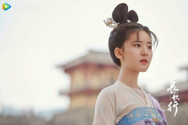 หลี่เล่อเยียน - จ้าวลู่ซือ - Zhao Lusi - 赵露思