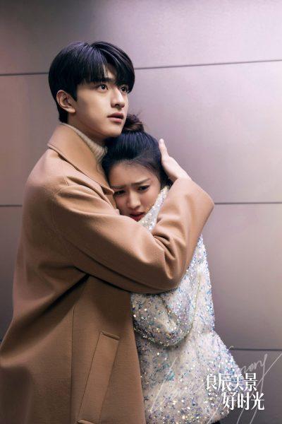 คู่จิ้นพระ-นางต่างวัย - Love Scenery - ฉากรักวัยฝัน - 良辰美景好时光 - Xu Lu - Lin Yi - สวีลู่ - หลินอี - iQiyi - WeTVth