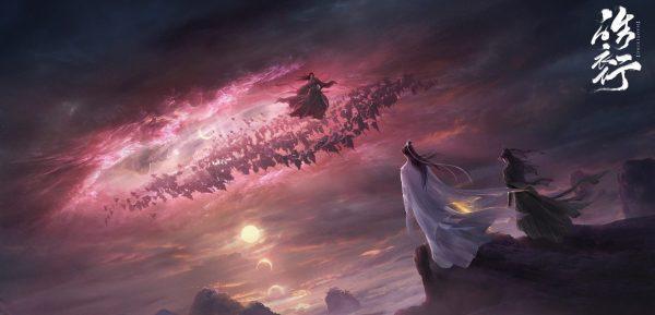 Immortality - 皓衣行- 二哈和他的白猫师尊- เฉินเฟยอวี่ - Chen Feiyu - Arthur Chen - 陈飞宇- หลัวอวิ๋นซี - Luo Yunxi – Leo Luo - 罗云熙