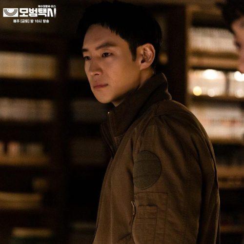 คิมโดกี, Taxi Driver, อีเจฮุน, พระเอกสายดาร์ก