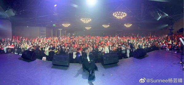 ซันนี่ หยาง - Yang Yunqing - ซันนี่ เกวลิน - เกวลิน บุญศรัทธา - 杨芸晴 - หยางอวิ๋นฉิง - หยางหยุนฉิง - Rocket Girls 101- YOUKU -怦然心动20岁 – Twinkle Love