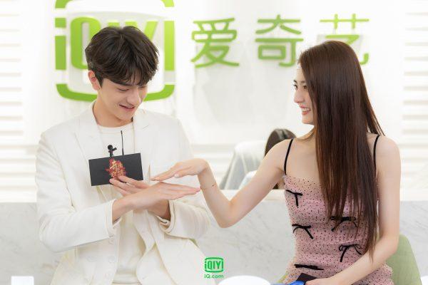 ฉากรักวัยฝัน - 良辰美景好时光- หลินอี - Lin Yi - 林一- สวีลู่ - Xu Lu - 徐璐 - ซีรี่ย์จีนน่าดูใน iQiyi - iQiyi