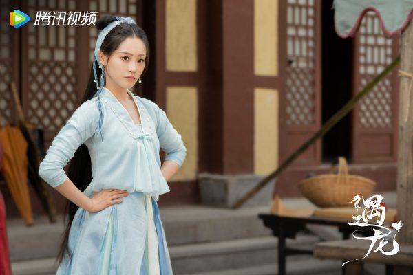 รักนิรันดร์ ราชันมังกร-Miss The Dragon -遇龙- WeTVth - ซีรี่ย์จีนใน WeTVth - ดีแลน หวัง - หวังเฮ่อตี้ - Wang Hedi - Dylan Wang - 王鹤棣- จู้ซวี่ตาน -จู้ซวี่ตัน- 祝绪丹- Zhu Xudan -Bambi Zhu