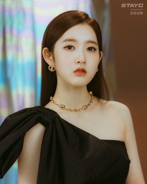 ชีอึน, Sieun, 시은, พัคชีอึน, STAYC