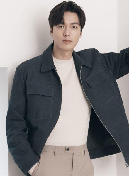 Weibo Starlight Awards 2021, Lee Min Ho, อีมินโฮ