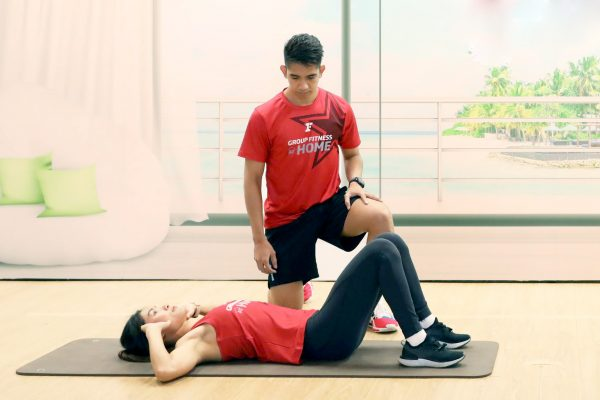5 ท่ากระชับหน้าท้อง - Fitness First - CORE ABS