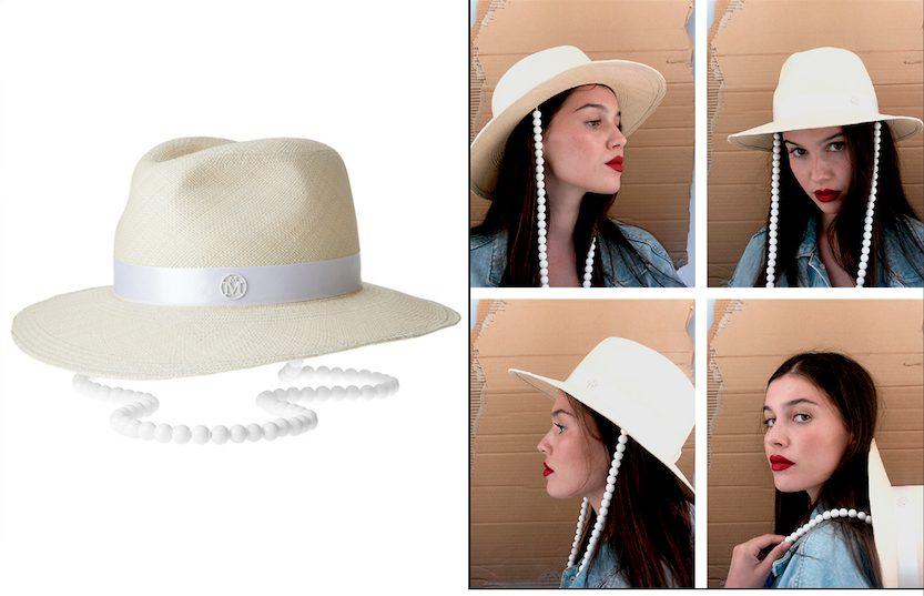 แฟชั่นหมวกกันแดด