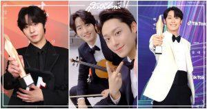 Thirty but Seventeen, Still 17, อันฮโยซอบ, อีโดฮยอน, 서른이지만 열일곱입니다, ซีรี่ย์เกาหลี, รีวิวซีรี่ย์เกาหลี, ซีรี่ส์เกาหลี, Ahn Hyo Seop, Yoo Chan, Lee Do Hyun, Dong Hae Bum, 유찬, 안효섭, 동해범, 이도현, ดงแฮบอม, ทงแฮบอม, ยูชาน, 57th Baeksang Arts Awards, นักแสดงชายหน้าใหม่ยอดเยี่ยม Baeksang Arts Awards, Baeksang Arts Awards 2021, งานประกาศรางวัลเกาหลี, 2021 Baeksang Arts Awards, 백상예술대상, 제 57회 백상예술대상, งานแพ็คซัง 2021, แพ็คซัง 2021, นักแสดงเกาหลี, พระเอกเกาหลี