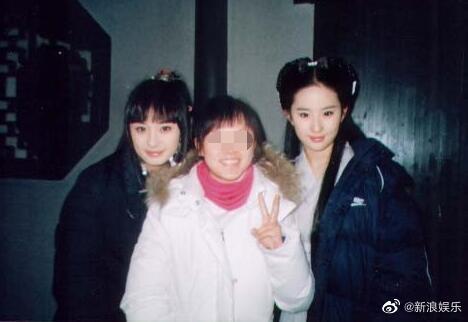 สาวงามจากมังกรหยก2006 - มังกรหยกปี 2006 - 神雕侠侣 - หลิวอี้เฟย - คริสตัล หลิว- Liu Yifei - Crystal Liu - 刘亦菲 - หยางมี่ - Yang Mi - 杨幂 - เซียวเหล่งนึ่ง - ก๊วยเซียง