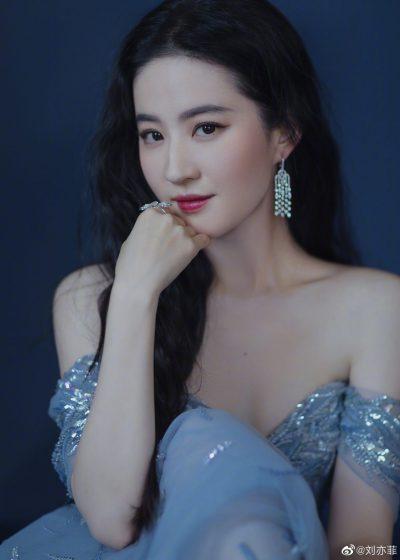หลิวอี้เฟย - คริสตัล หลิว- Liu Yifei - Crystal Liu - 刘亦菲