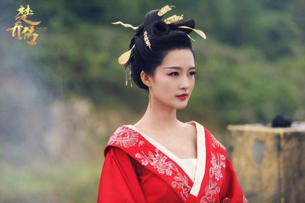 บทบาทในซีรี่ย์จีนของหลี่ชิ่น - หลี่ชิ่น - Li Qin -李沁 - Princess Agents - 楚乔传 -ฉู่เฉียว จอมใจจารชน