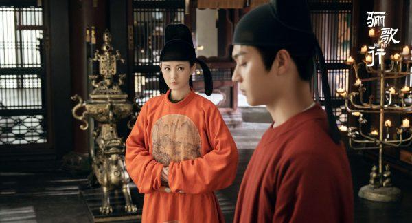 李一桐 - Li Yitong - หลี่อีถง - 骊歌行 - Court Lady - นักแสดงจีนส่งซีรี่ย์จีนออนแอร์ 2 เรื่องติดในครึ่งปีแรก2021 -